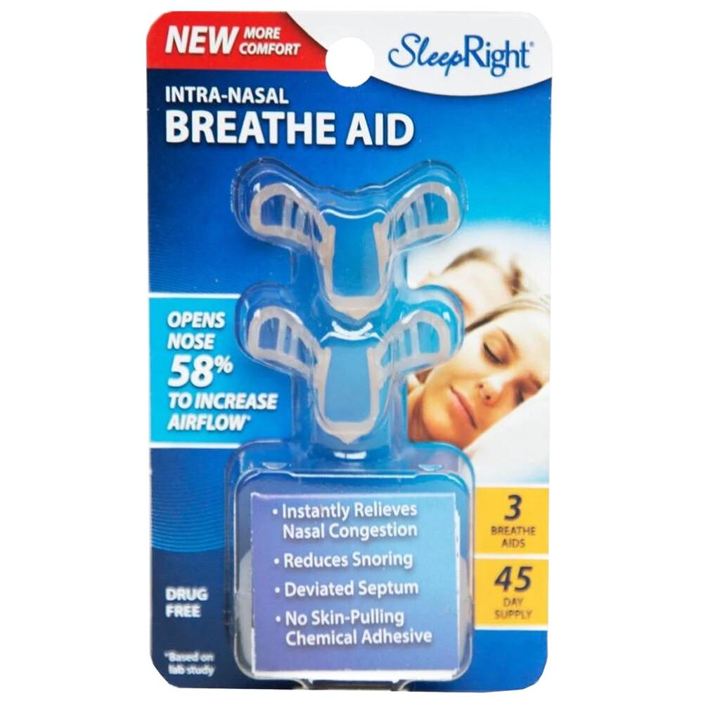 SleepRight Nasal Breath Aid 3 stuks
