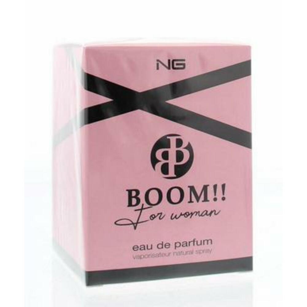 Productafbeelding van 6x NG BOOM! Eau de Parfum 100 ml