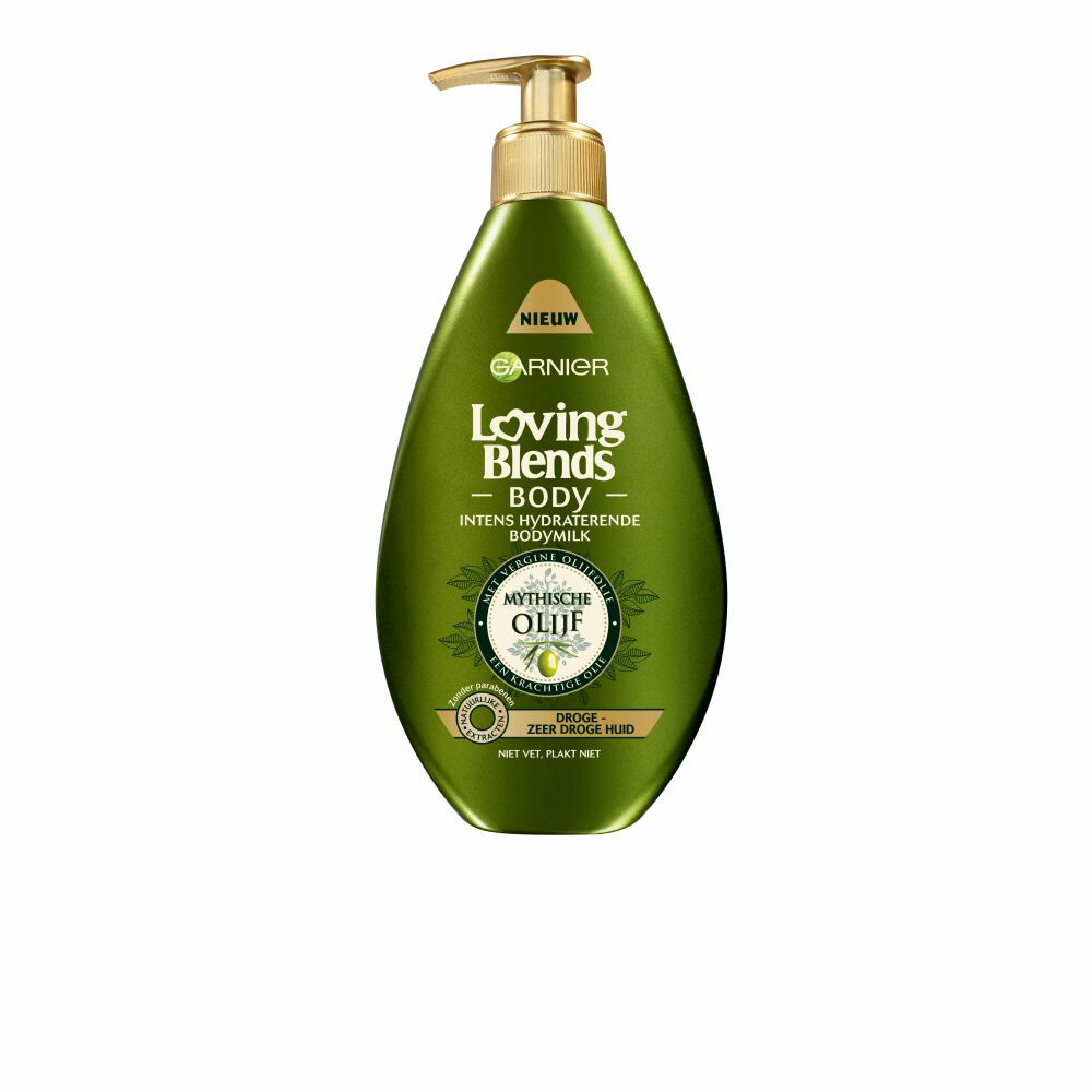 Garnier Loving Blends Body Olijf 250ml