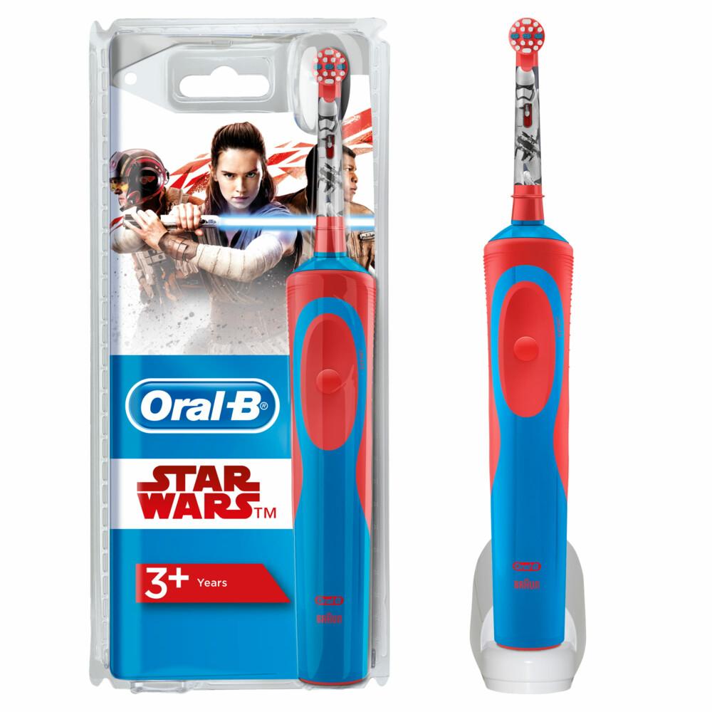 Oral-B Vitality Kids Star Wars CLS Roterende tandenborstel Multi