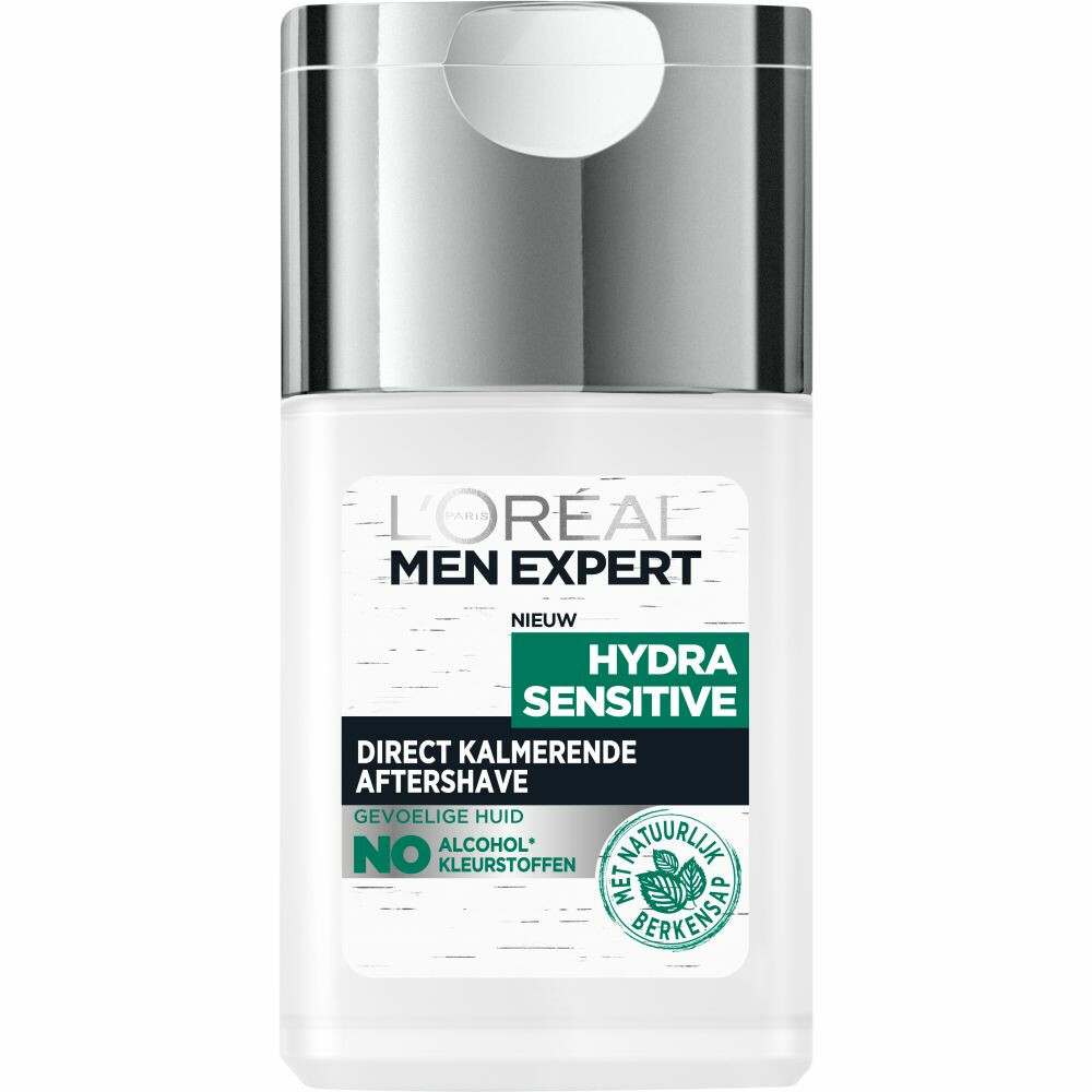 Loreal Paris Men Expert Hydra Sensitive Aftershave Balsem 125ml