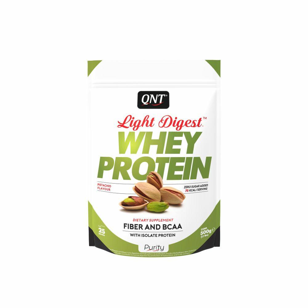 QNT Light Digest Whey Protein Pistachio 500 gr