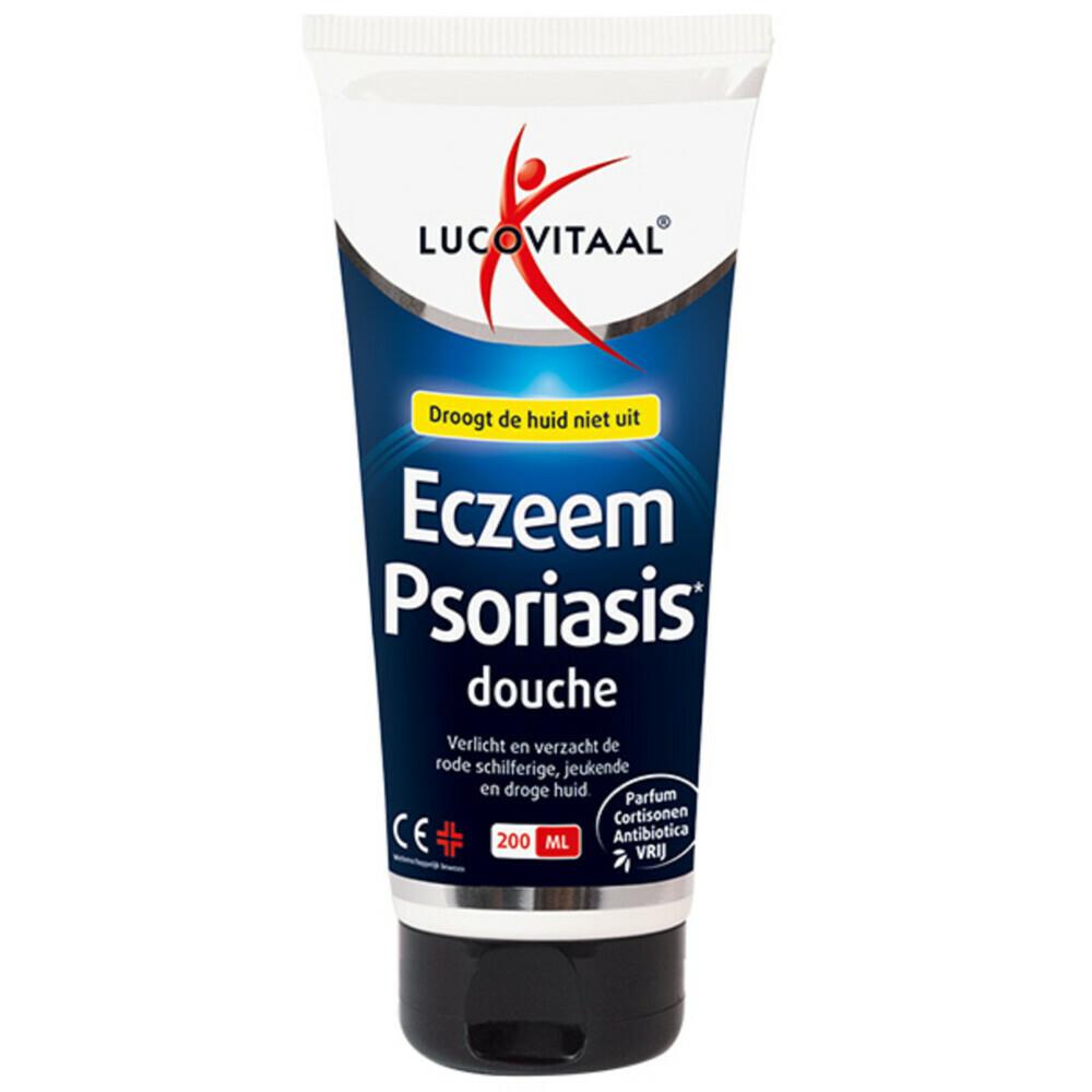 Lucovitaal Eczeem Psoriasis Douchegel 200 ml