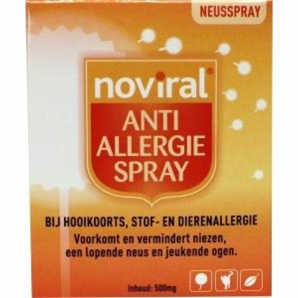 Anti-Allergie Spray 0,5 gr