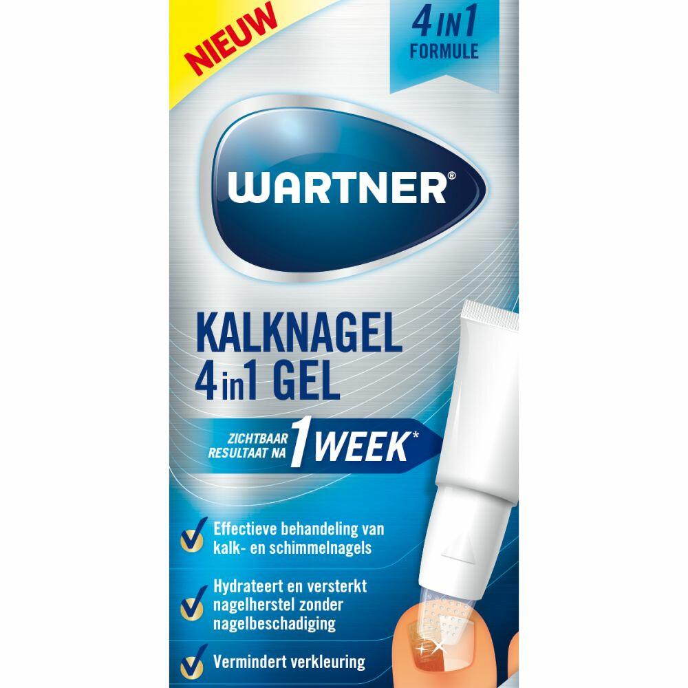 Wartner Kalknagel Gel 7 ml