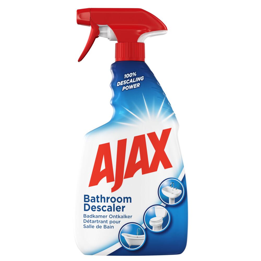 Ajax Reinigingsspray Badkamer Anti-Kalk Opti 750ml