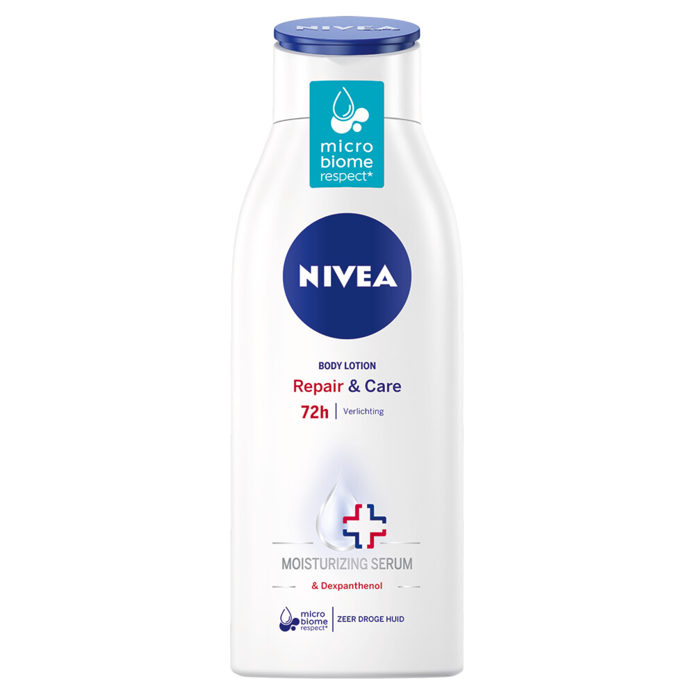 Nivea Repair And Care Body Lotion