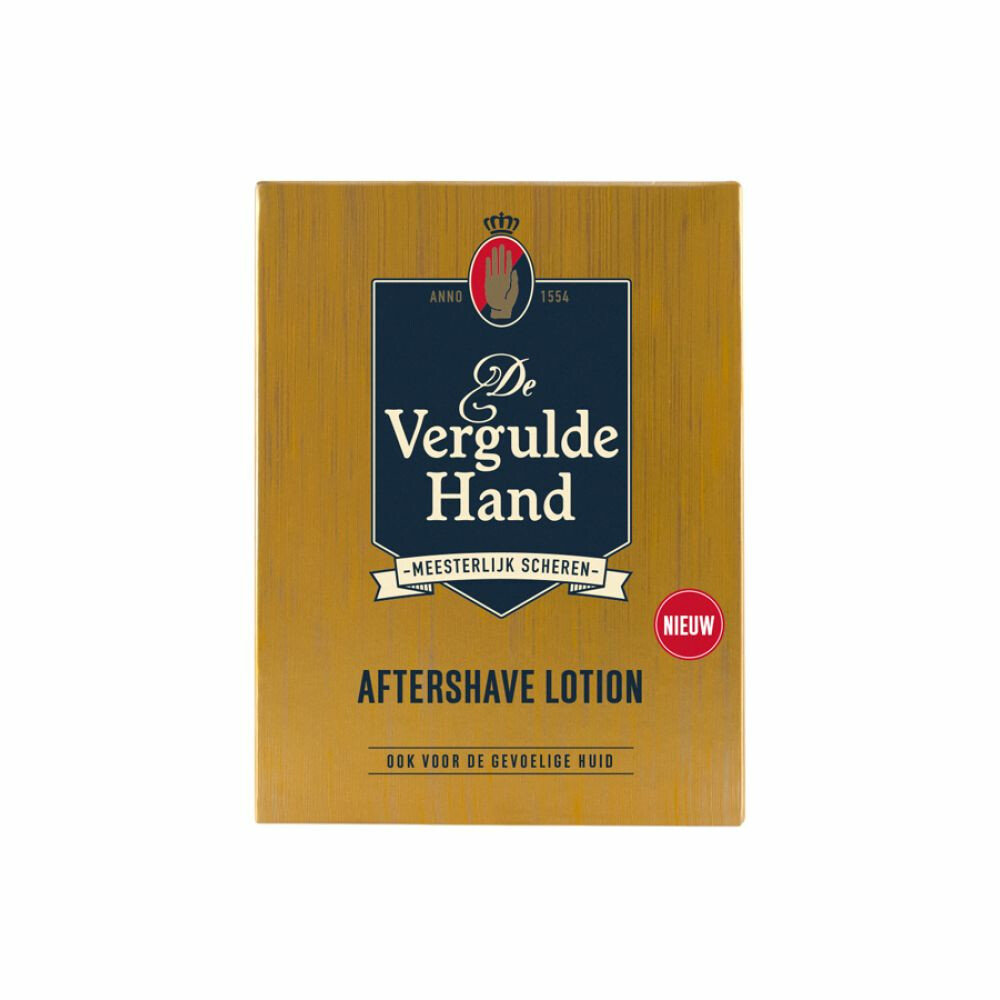 Vergulde Hand Vergul hand after shave lot 100ml