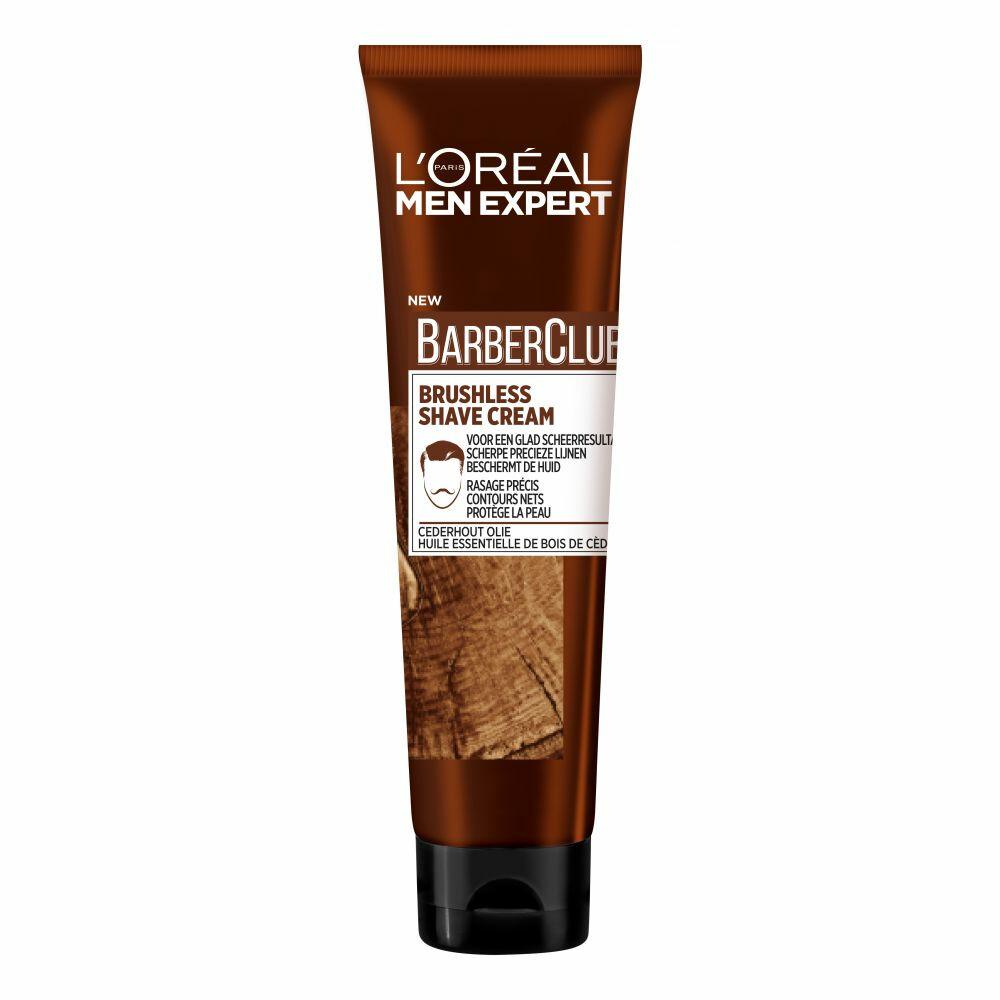 L'Oréal Men Expert BarberClub Scheercreme 150 ml