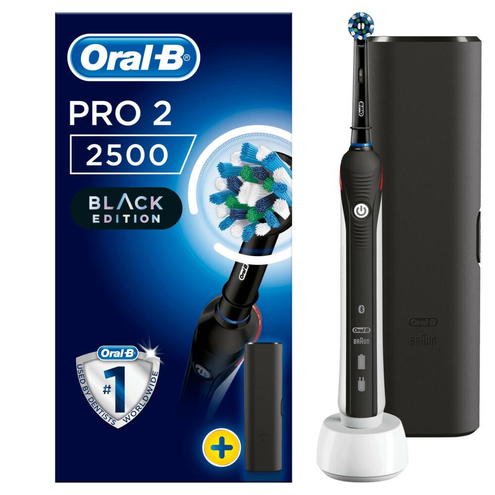 Oral B Pro 2 2500 Black Elektrische Tandenborstel Plein Nl