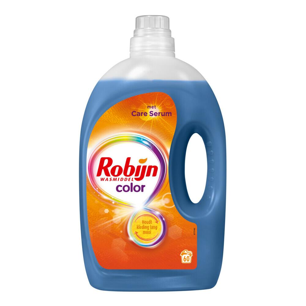Robijn Vloeibaar Wasmiddel Color 3000 ml