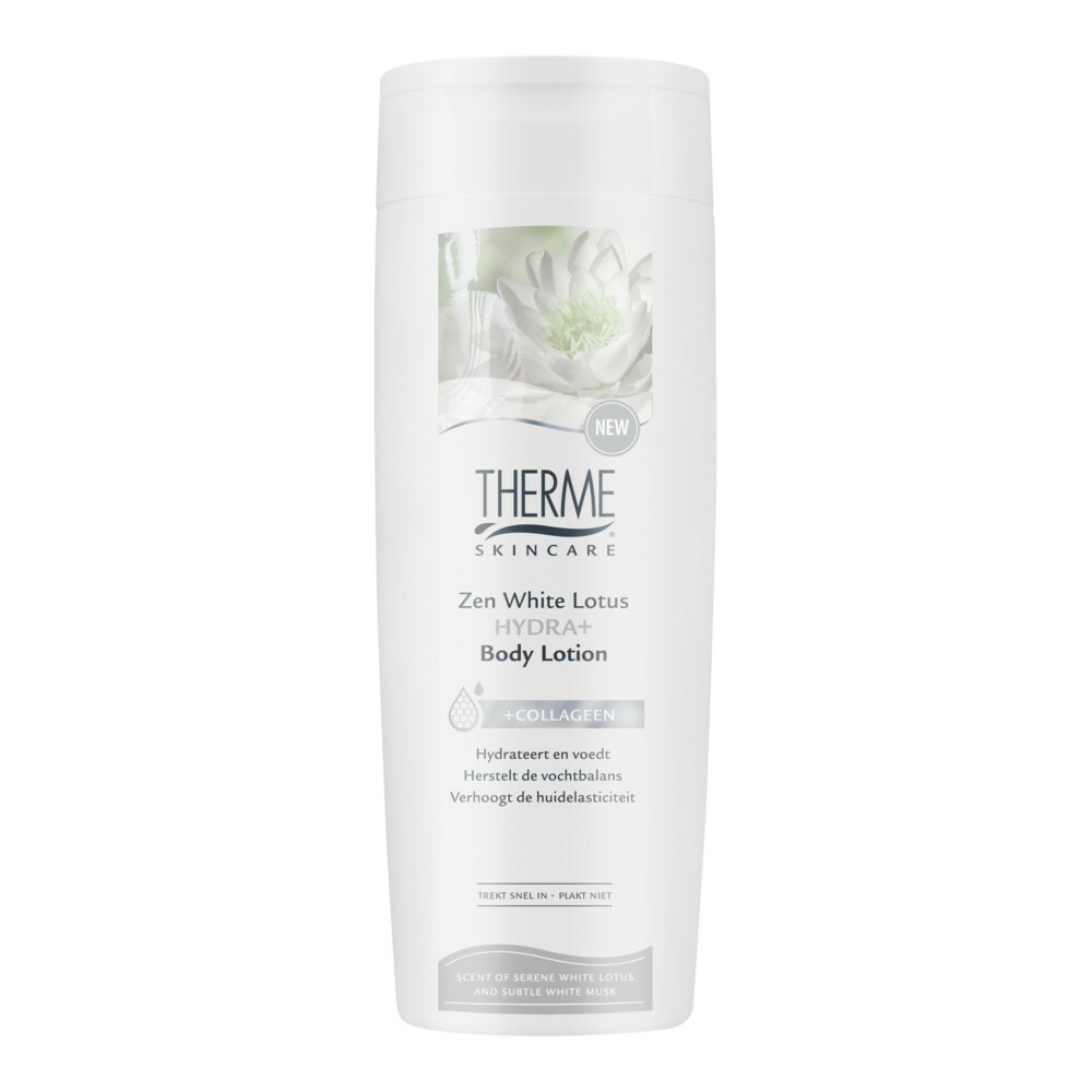 Therme Body lotioin zen white lotus hydra+ 250ml