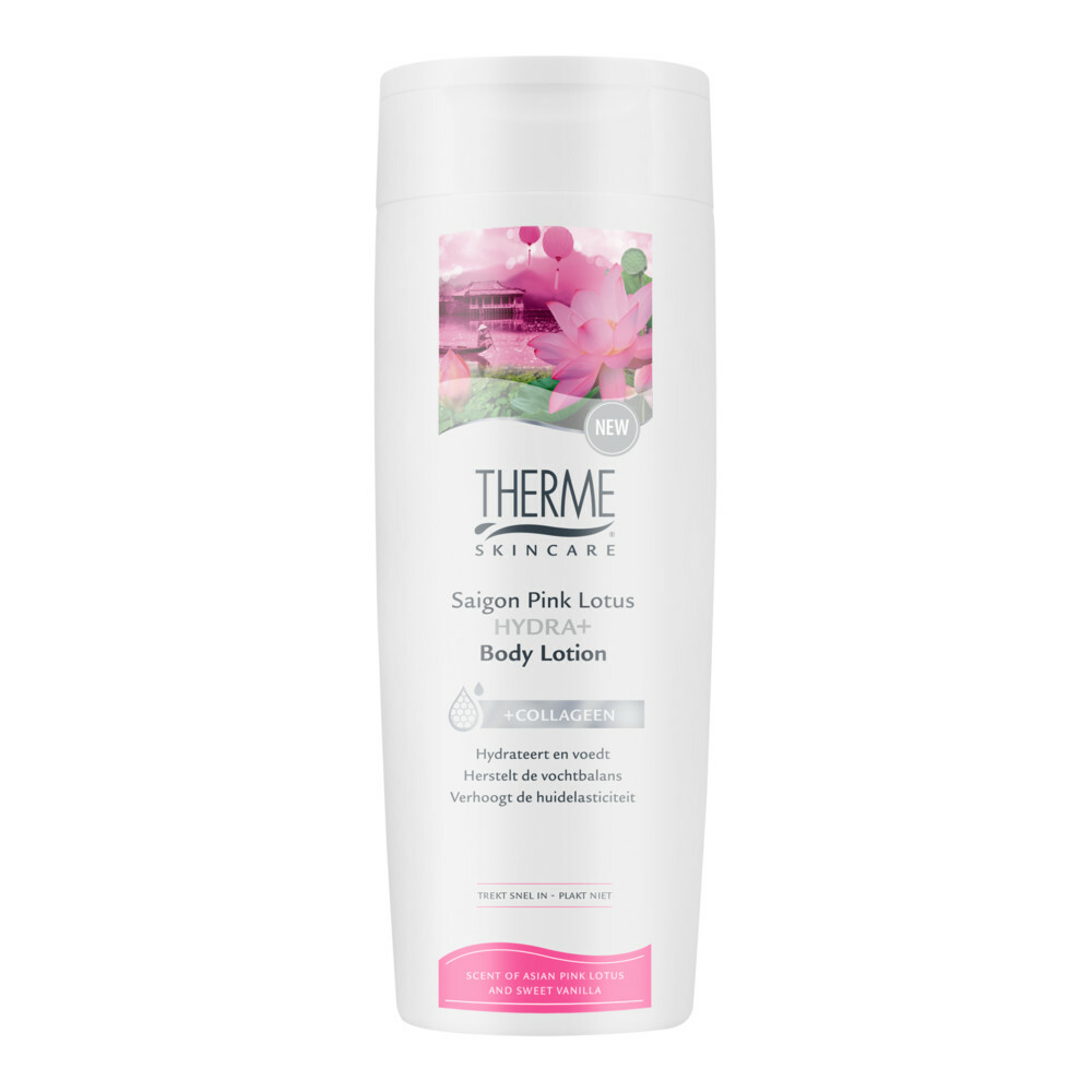 Therme Body lotion Saigon pink lotus hydra+ 250ml