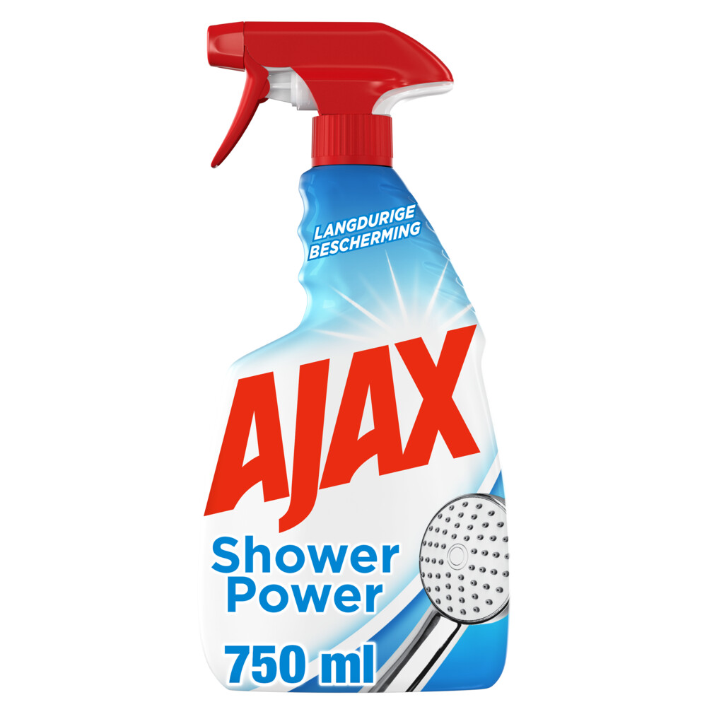 Ajax Shower Power 2in1 Regular 750ml