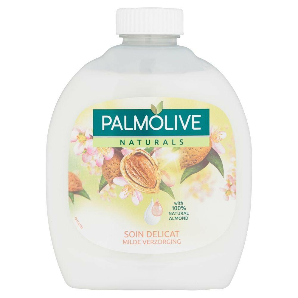 Palmolive Handzeep Naturals Amandel Navulling 300 ml