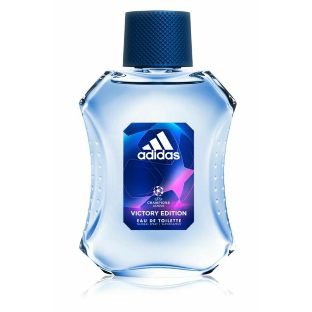 Productafbeelding van 3x Adidas UEFA Champions League No5 Eau de Toilette Spray 100 ml