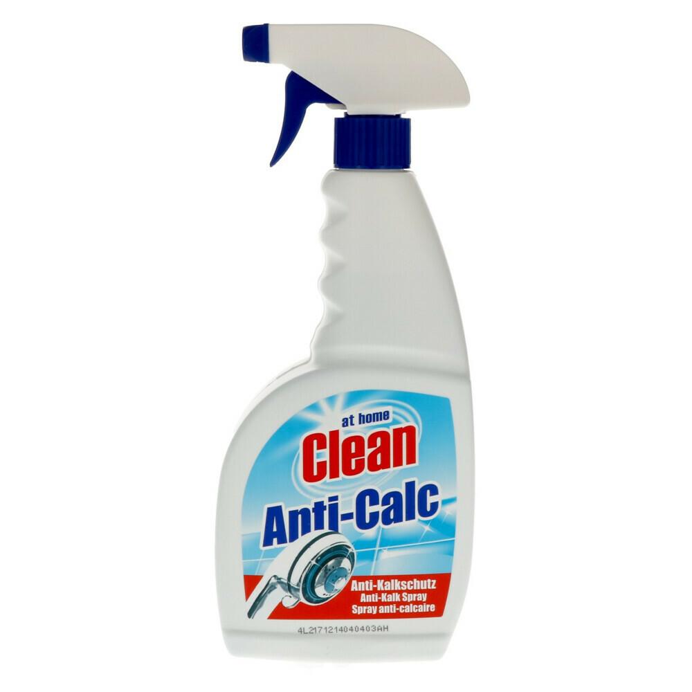 At home clean spray anti kalk 750 ml.