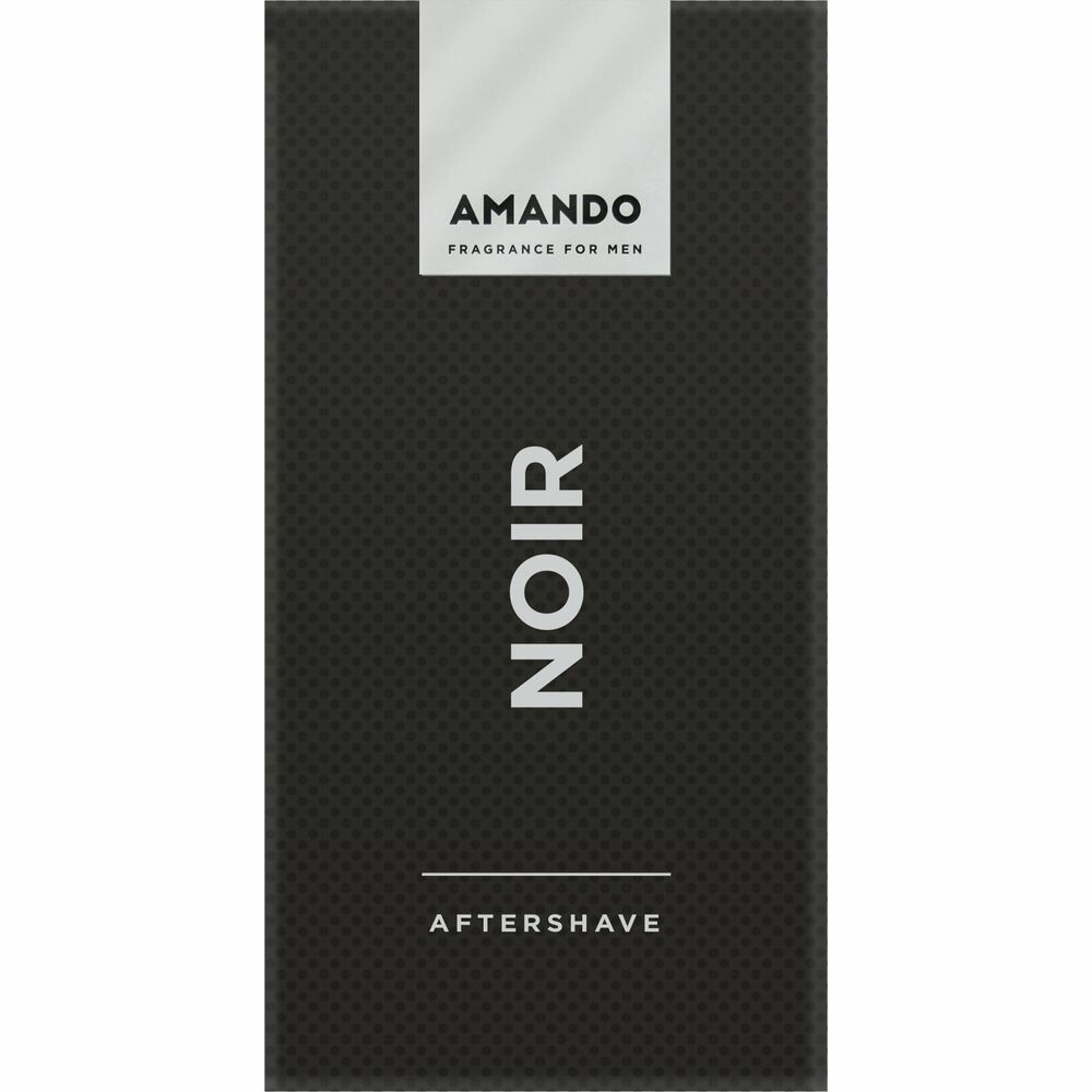 Productafbeelding van Amando Noir Aftershave