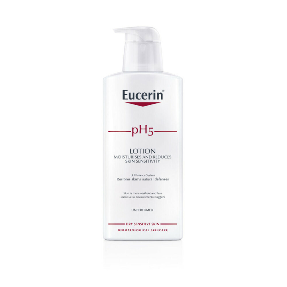 EUCERIN BODYLOTION PARF. VRIJ 400 ML