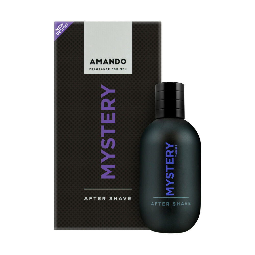 Amando Mystery aftershave 100ml