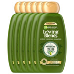 6x Garnier Loving Blends Mythische Olijf Shampoo  300 ml