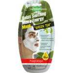 Purederm Gezichtsmasker Green Tea voor Mannen