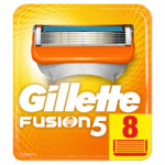 2x Gillette Fusion 5 Manual Scheermesjes