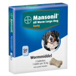 Mansonil Grote Hond All Worm Tasty