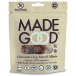 MadeGood Granola Mini's Chocolate Chip