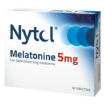 Nytol Melatonine 5 mg