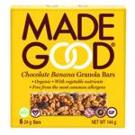 MadeGood Granola Repen Chocolade banaan