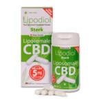 Neo-Cure Lipodiol CBD Poeder Sterk 5 mg