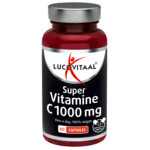Lucovitaal Super Vitamine C 1000mg Vegan