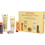 Burts Bees Lips to Tips Cadeauset