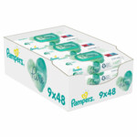 Pampers Billendoekjes AquaPure Navulpak