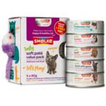 Smolke Soft Paté Kattenvoer Actieverpakking