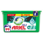 3x Ariel Wasmiddel Allin1 Pods+ Touch of Lenor Unstoppables