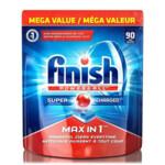 3x Finish All-in-1 Max Regular