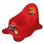 Keeeper Plaspotje Cars Rood