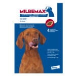 Milbemax Kauwtablet Ontworming Hond Large