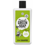 Marcel's Green Soap 2-in-1 Shampoo Tonka & Muguet  500 ml
