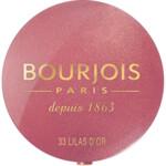 Bourjois Little Round Pot Blush  33 Lilas d'Or     2,5 g