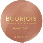 Bourjois Little Round Pot Blush 03 Brun Cuivré