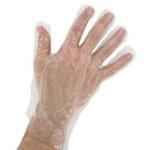 Wegwerp Handschoenen Transparant