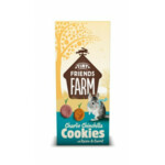 Tiny Friends Farm Charlie Chinchilla Cookies  120 gr