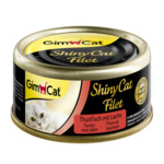 GimCat ShinyCat Filet Tonijn & Zalm  70 gr