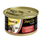 GimCat ShinyCat Jelly Tonijn & Zalm