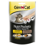 GimCat Nutri Pockets Taurine & Beauty Mix