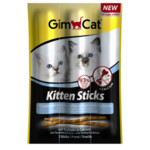 GimCat Sticks Kitten Kalkoen