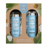 Love Beauty and Planet Geschenkset Coconut Water & Mimosa Flower